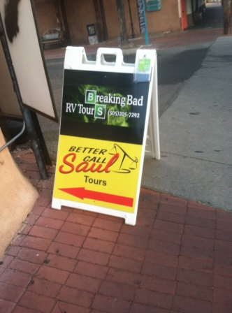 Breaking Bad Tours