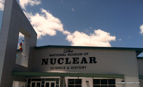 Nuclear Museum Entrance