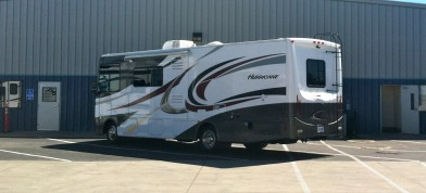 Our Motorhome Thor