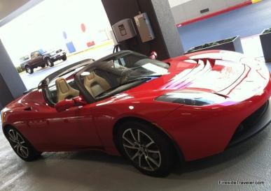 Tesla - Santana Row San Jose CA