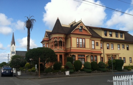 Gingerbread Mansion B&B Ferndale CA