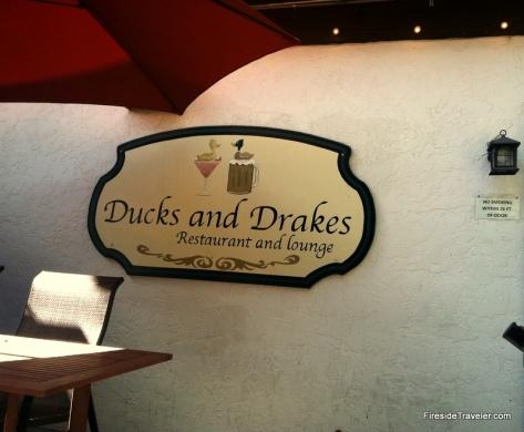 Ducks and Drakes Leavenworth, WA