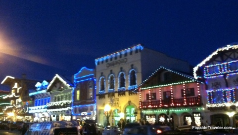 Leavenworth in the Holiday Season