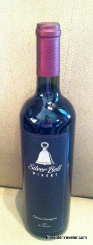 Silver Bell Winery LaConner CabSav