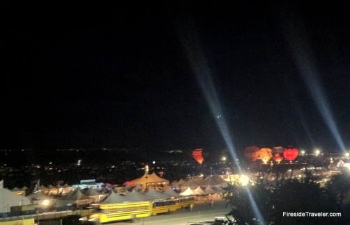 Dawn Patrol Albuquerque Balloon Fiesta 2015