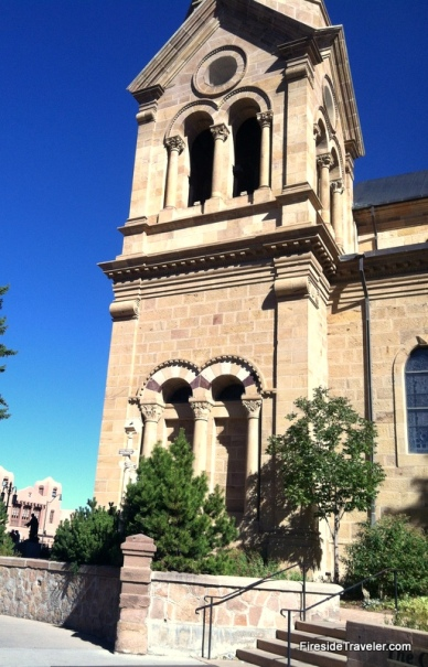 Santa Fe NM Cathedral