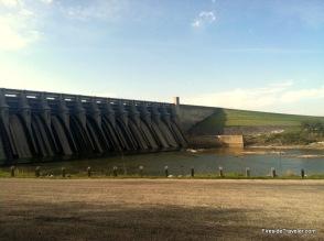Whitney, TX Dam