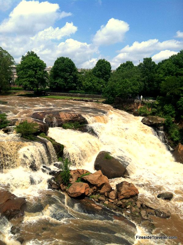 Falls Park SC