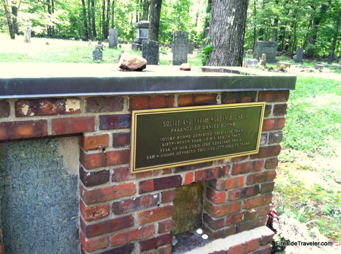 Parents of Daniel Boone
