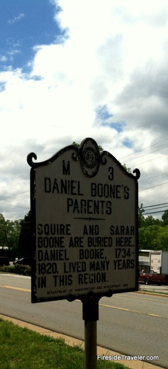 Squire and Sarah Boone NC