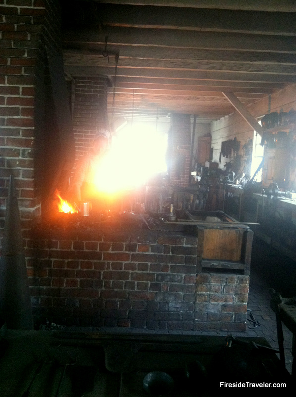 Blacksmith Shop Williamsburg, VA