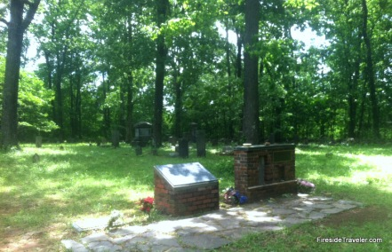 Boone Family Plot