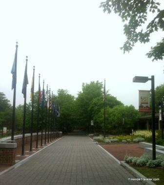 Colonial Williamsburg VA Visitor center