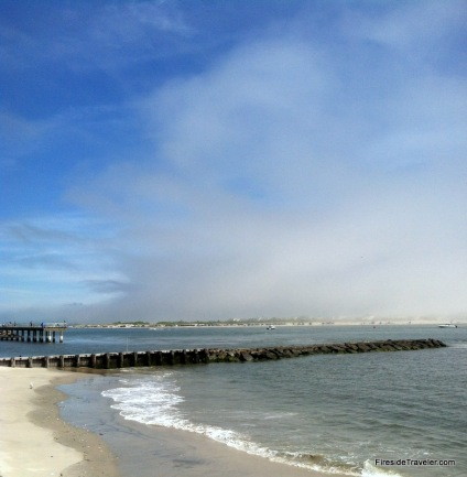 Atlantic City Fog